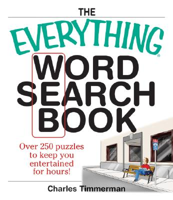 Everything Word Search Book By Timmerman, Charles
